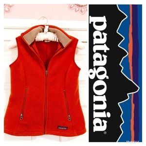 Patagonia Classic Synchilla Fleece Zip Up Vest